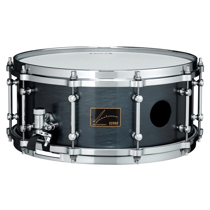 TAMA AC146 [Abe Cunningham / Deftone Signature Snare Drum] 【日本国内20台限定モデル】