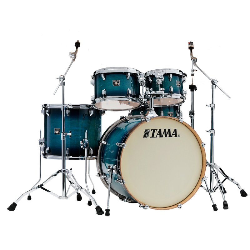 TAMA CL52KRS-BAB [Superstar Classic(All Maple) / Blue Lacquer Burst:22