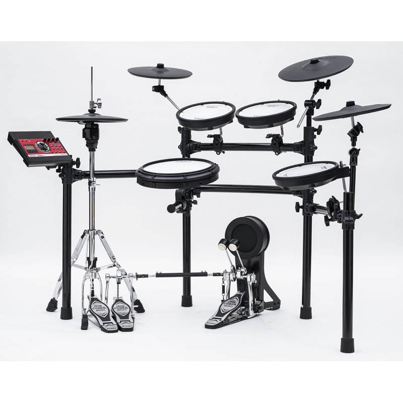 【Roland V-DRUMSキャッシュバック・キャンペーン5,000円!】 Roland TD-17IKEBEX with KD-10 [Roland x Drum Station V-Drums Kit / Standard Bass Drum] 【池部楽器店オリジナルモデル】