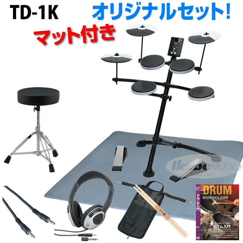 Roland TD-1K Extra Set 【ikbp5】