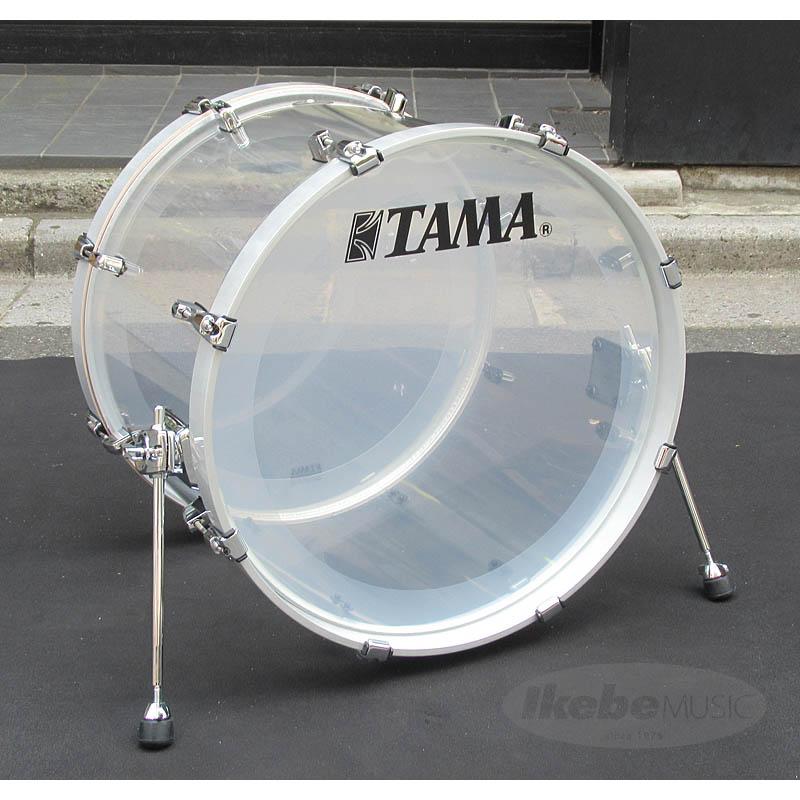 "TAMA VIB22DZ-CI [""Silverstar Mirage 2017"" Acrylic / Bass Drum 22""×16""] 【店頭展示チョイキズ特価品】"