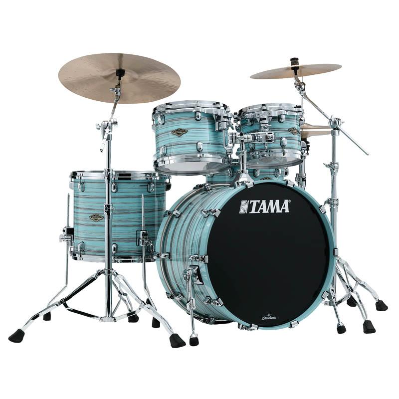 TAMA WBS42S-LLO [Starclassic Oyster] Walnut/Birch/ 4pc Set (22