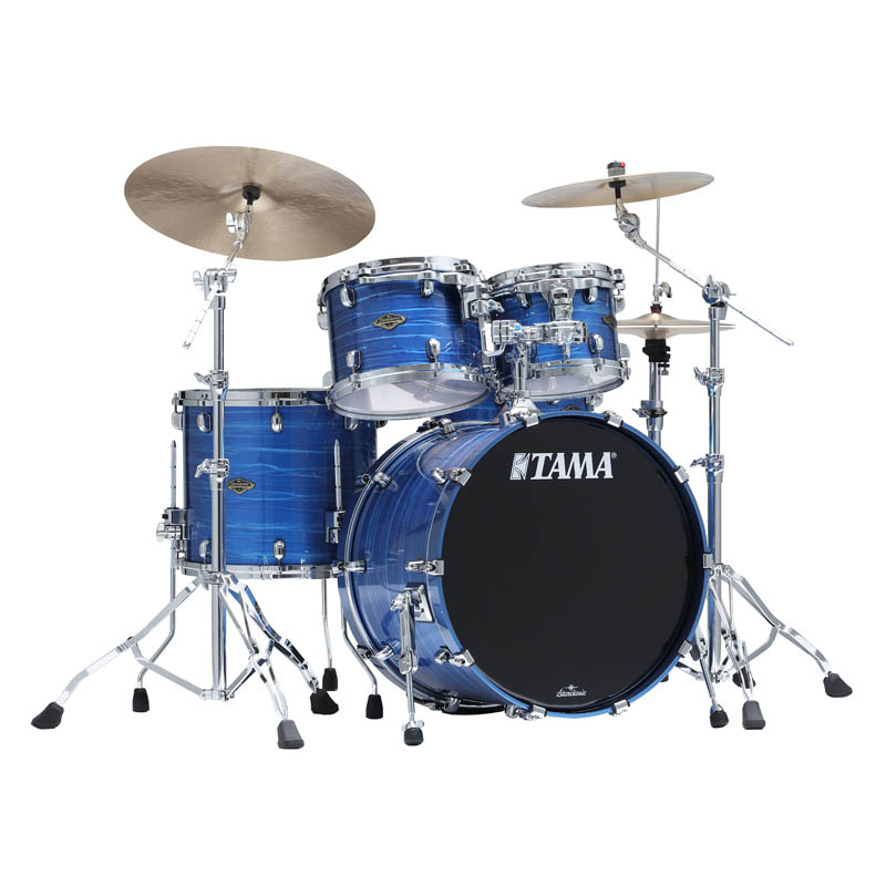 有名ブランド TAMA WBS42S-LOR [Starclassic Walnut/Birch 4pc Set (22