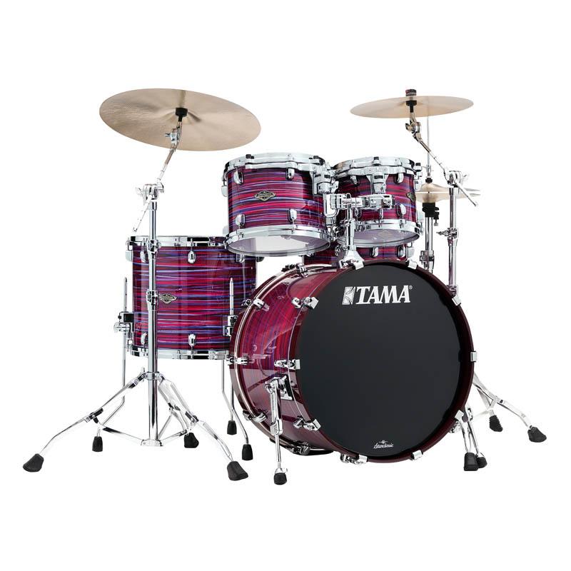2020最新のスタイル TAMA WBS42S-LPO [Starclassic Walnut/Birch 4pc Set (22