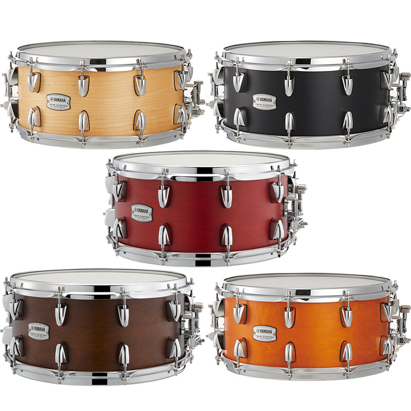 YAMAHA TMS1465 [Tour Custom / All Maple Shell Snare Drum/ 14