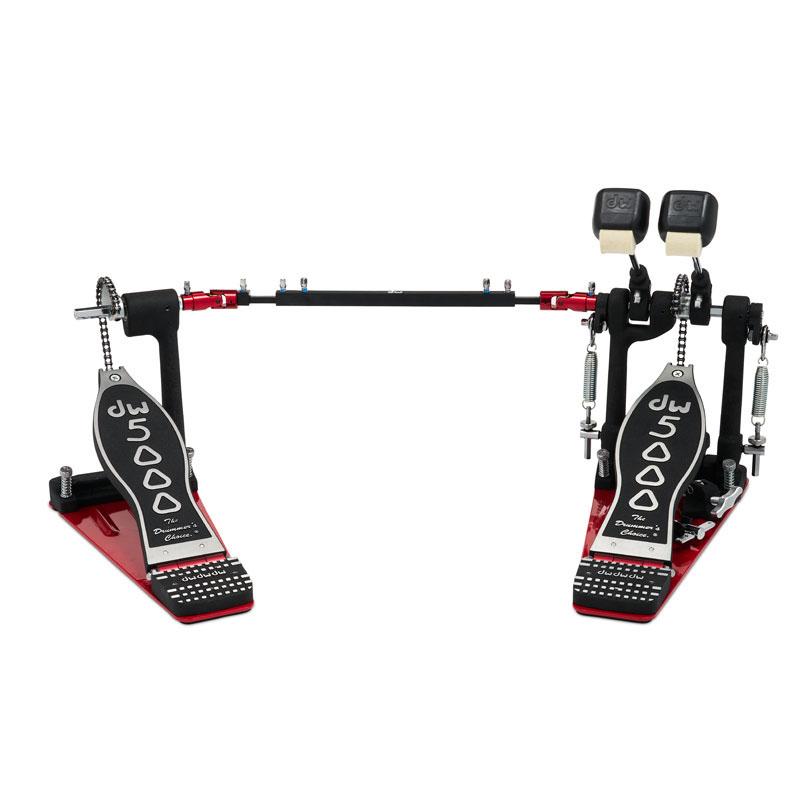 dw DW5002AH4 [5000 Delta 4 Series / Double Bass Drum Pedal / Accelerator Single Chain Drive] 【正規輸入品/5年保証】