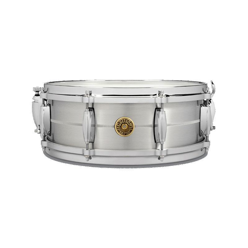 Gretsch G-4160SA [USA Snare Drums / Solid Aluminium 3mm 14