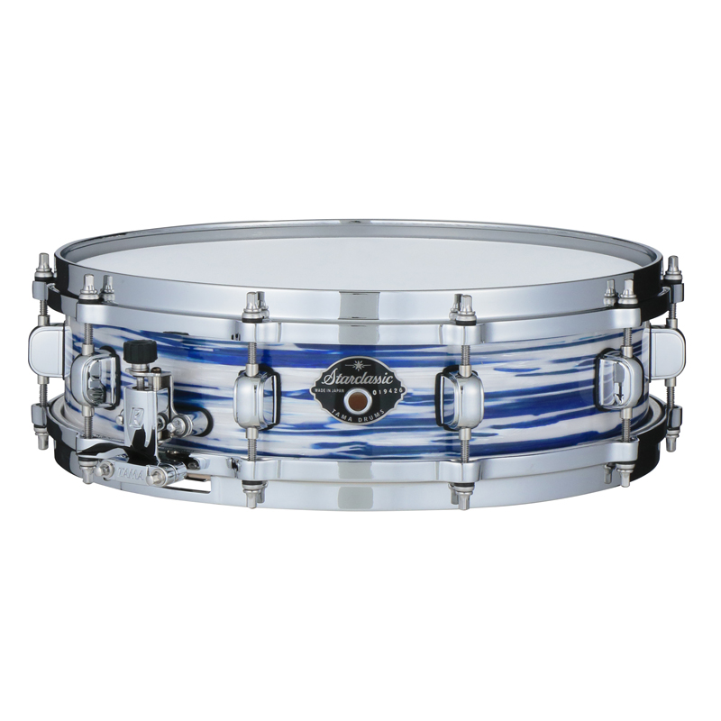 TAMA MGS440T-BWO Starclassic Maple 14 × 4 Blue & White Oyster Covering Finish Made in Japan お彼岸 防災 結婚祝 入学祝