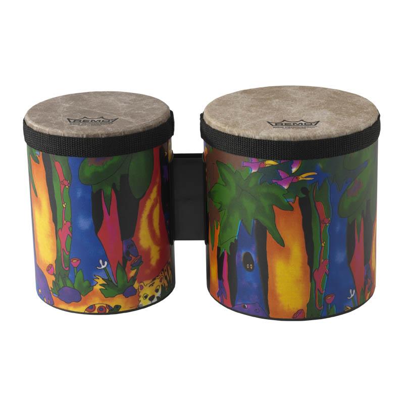 ボンゴ 買い物 パーカッション REMO キッズボンゴ Kids 限定特価 Percussion Bongo キッズにもおすすめ LREMKD540001