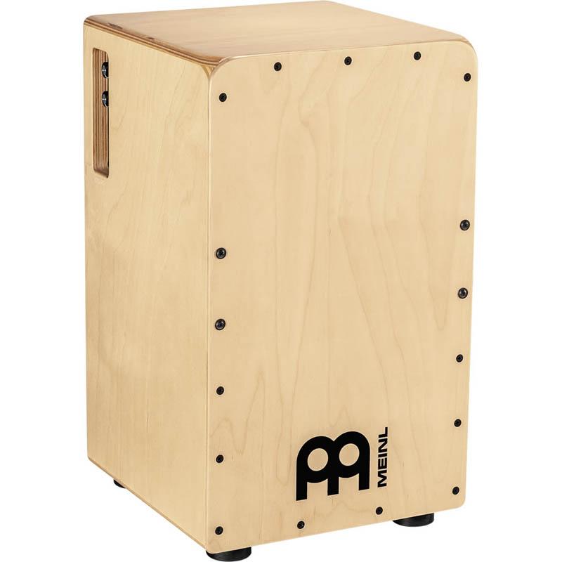 カホン パーカッション MEINL 送料無料新品 セール特価品 PWC100B Pickup Cajon Series Woodcraft お取り寄せ品