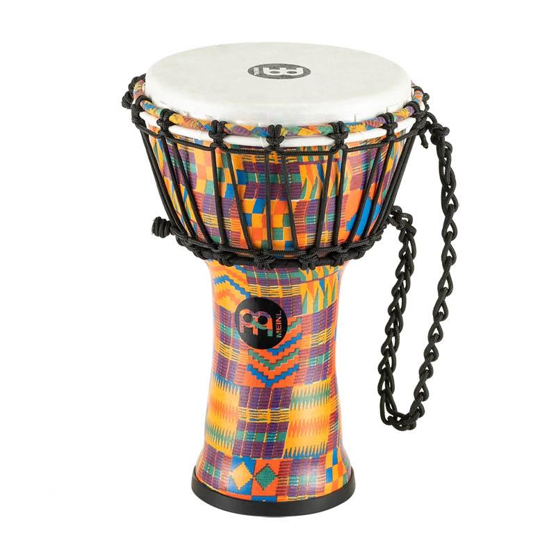 ジャンベ パーカッション MEINL JRD-KQ Rope Tuned Kenyan Quilt 期間限定で特別価格 Jr 7