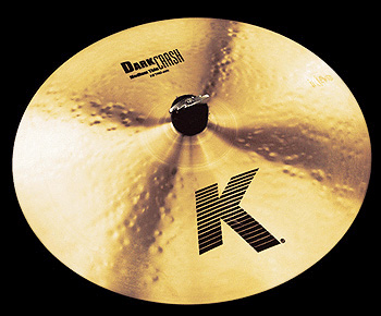 Zildjian K Zildjian Dark Crash Medium Thin 16 [NKZL16DKC.MT]