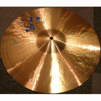小出 [Koide Cymbal] 609-16CM