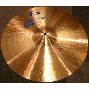 小出 [Koide Cymbal] 609-18CM