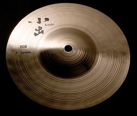 小出 [Koide Cymbal] 808-8SP