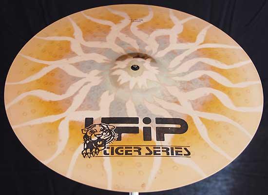 """UFIP TIGER Series Crash 18"""" TS-18"""