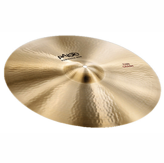 PAiSTe/FORMULA 602 Thin Crash 16