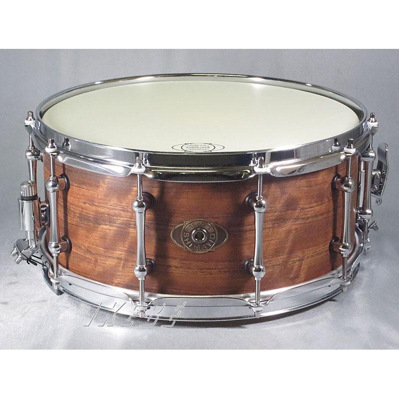 "BEYOND SHIMANO BSOV146P [""Japan Custom Build Series"" / Drum Gym 10th Anniversary Snare 6.5"" Depth Version] [硬質合板スネア]"