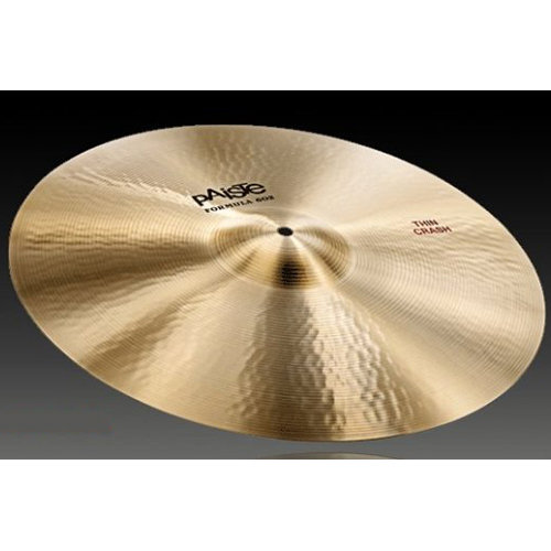 PAiSTe/FORMULA 602 Thin Crash 20