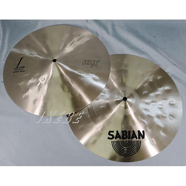 SABIAN/HHX Legacy HHX-14LGH pr [Dave Weckl / Legacy HiHat]