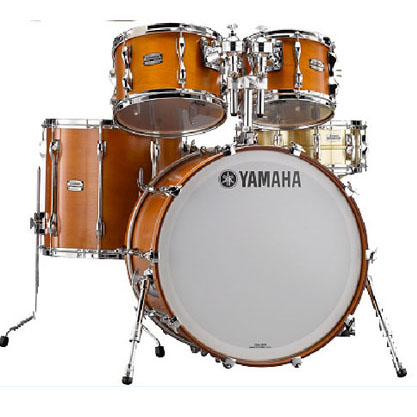 YAMAHA RBB2216 + RBP6F3 [Recording Custom 4pc Drum Set / BD22