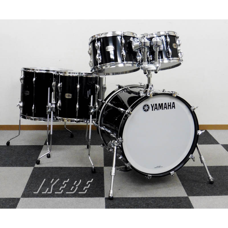 "YAMAHA Recording Custom 5pc Drum ""Steve Gadd"" Image Set / BD20、FT16 & 14、TT12 &10 (SOB) [ダブルタムホルダー付属] 【2016 NEW MODEL】"