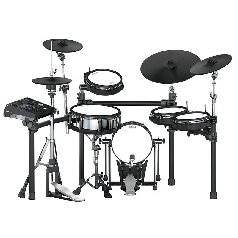 ROLAND TD-50K [V-Drums Kit] ※バスドラム、スタンド別売 【ikbp5】