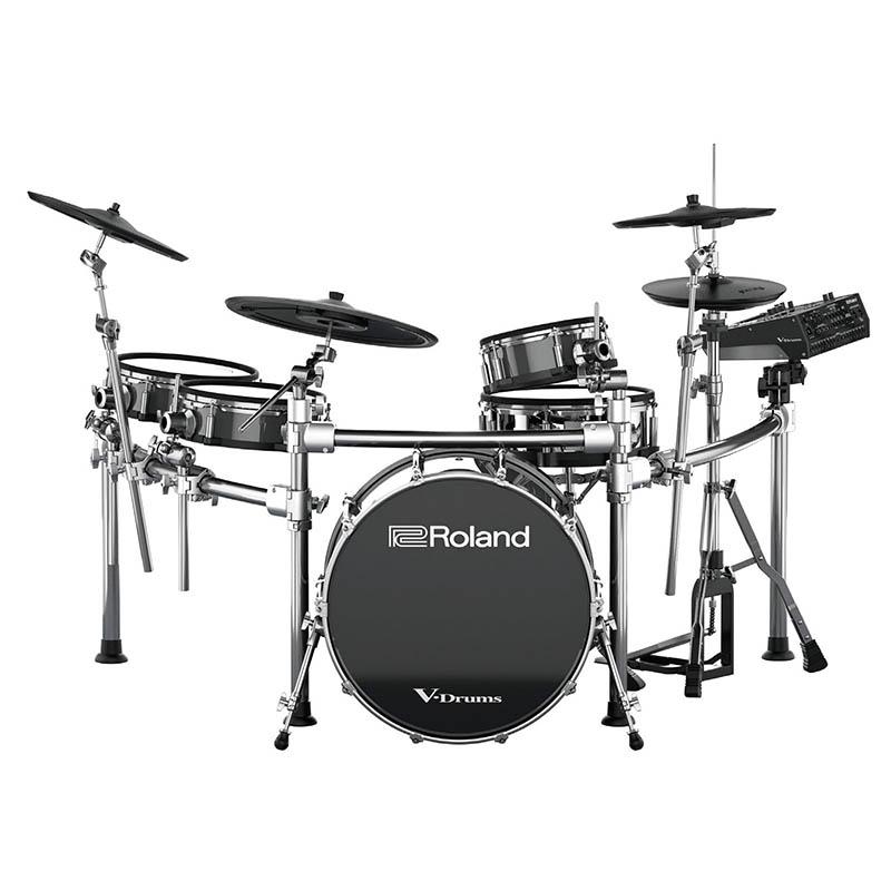 ROLAND TD-50KV [V-Drums Kit] with KD-A22&MDS-50KV 【ikbp5】