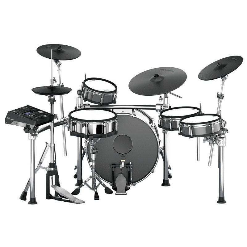 ROLAND TD-50KV [V-Drums Kit] ※バスドラム、スタンド別売 【ikbp5】