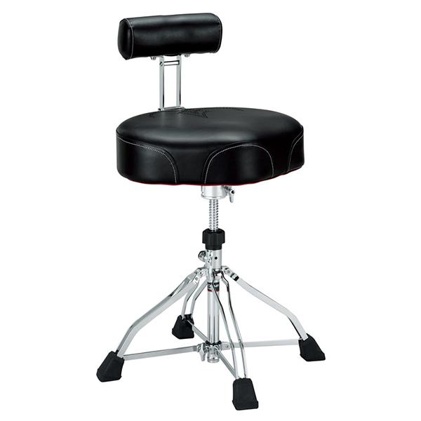 TAMA HT741B [1st Chair エルゴライダー 4脚 バックレスト付きスローン]