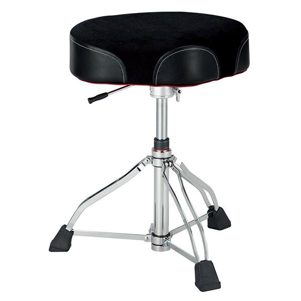 """TAMA HT750BC [1st Chair エルゴライダー 3脚ガスリフト""""クロストップ""""スローン]"""
