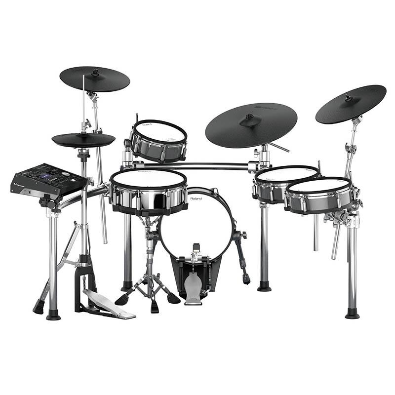ROLAND TD-50KV [V-Drums Kit] with KD-140-BC&MDS-50KV 【ikbp5】