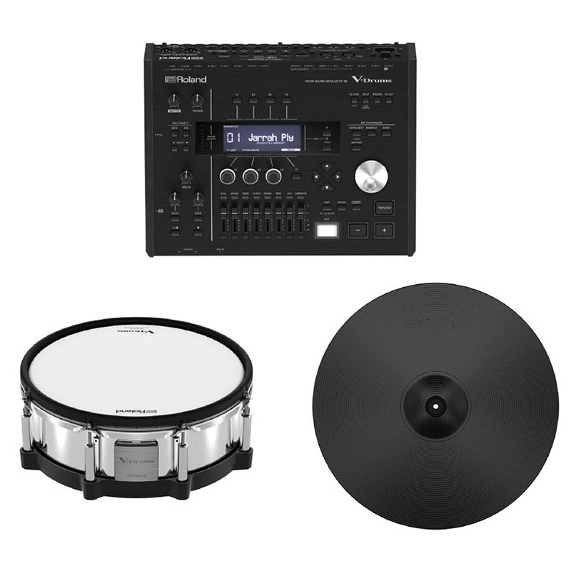ROLAND TD-50DP [TD-50 Digital Pad Package] 【ikbp5】