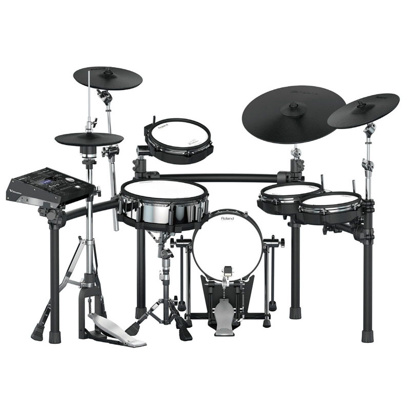 ROLAND TD-50K [V-Drums Kit] with KD-120BK&MDS-50K 【ikbp5】