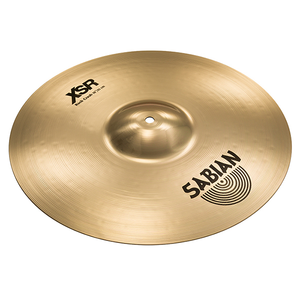 SABIAN XSR-18RC-B [Rock Crash 18]