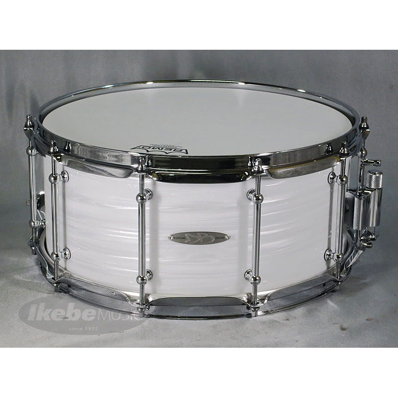 Drummers Base Stage Series Snare Drum / Maple Single Ply with Re-Ring 14