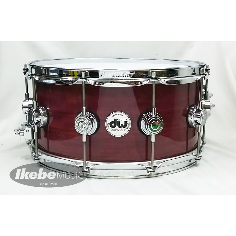 dw DW-PU1465SD/LC-NAT/C [Collector's Purpleheart / Natural Lacquer Custom Finish]
