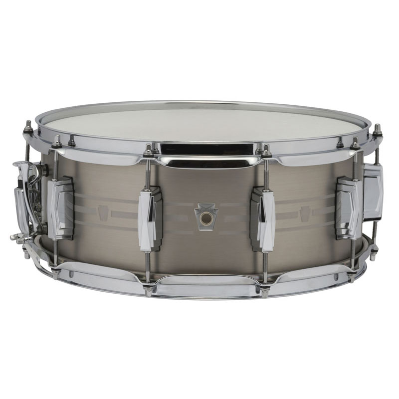 Ludwig LSTLS5514 [Heirloom Stainless Steel Snare Drum]