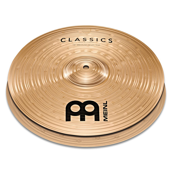 MEINL C14MH [Classics / Medium HiHat (pr)]