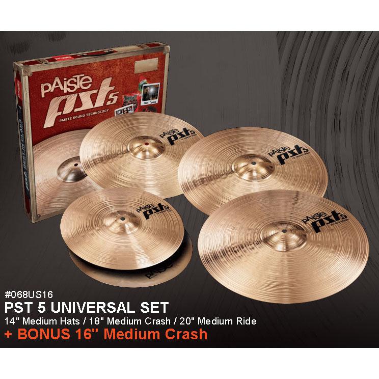 PAiSTe/PST-5 Rock Set [14