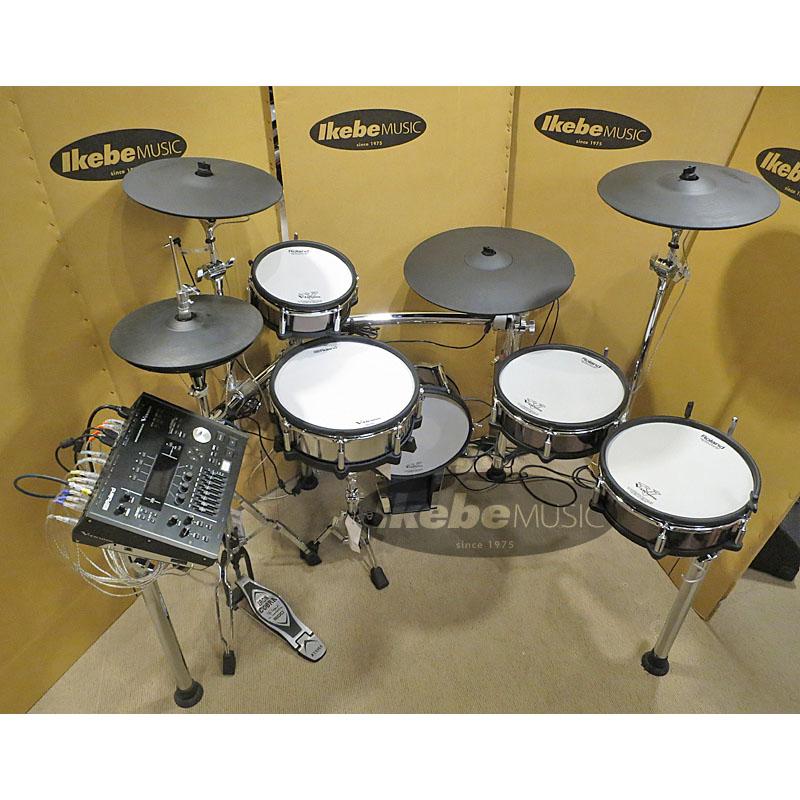 Roland TD-50KV [V-Drums Kit] with KD-140-BC [V-Kick] & MDS-50KV [Drum Stand] 【USED】 【中古】