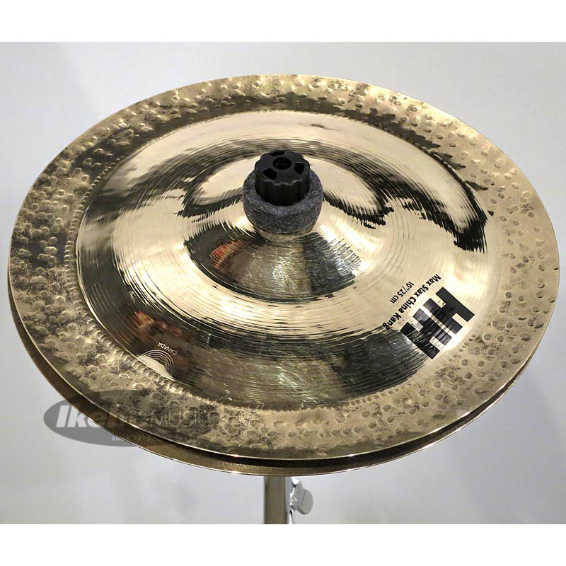SABIAN Hand Hammered HH-10/10MSB [Mike Portnoy:Mid Max Stax 10