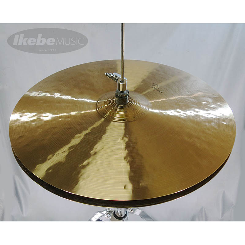 "PAiSTe/Traditional Thin Crash 17"" pr [Steve Jordan Image HiHat] 【当店オーダー品!】"