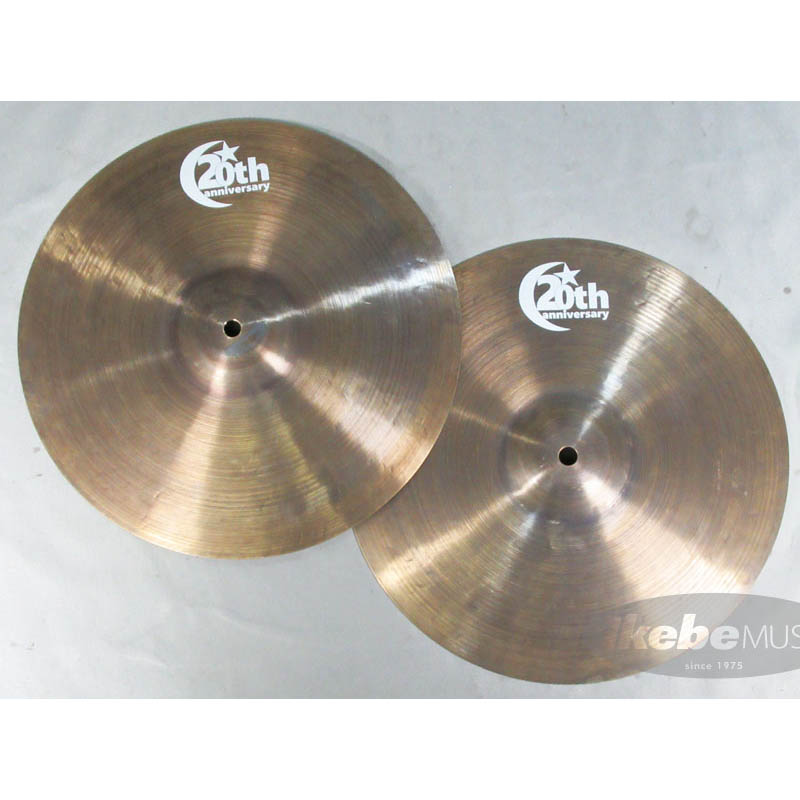 Bosphorus 20th Anniversary Series Hihat 13