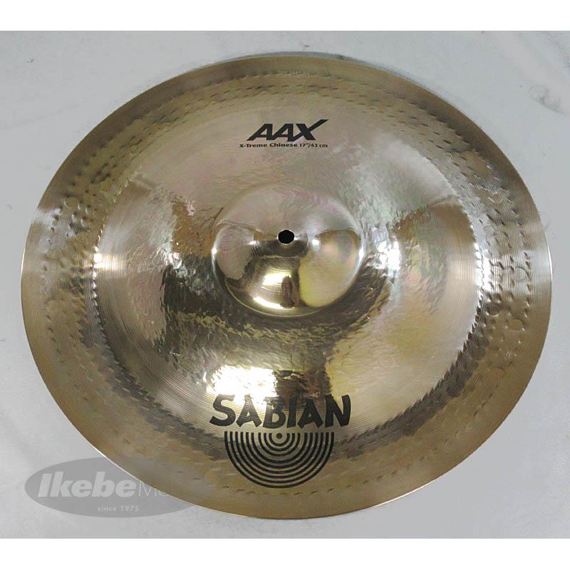 SABIAN SABIAN AAX-17XTC-B [AAX [AAX X-treme Chinese 17