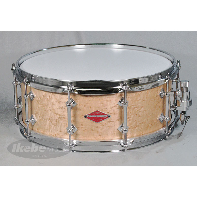 Craviotto Birdseye Maple Solid-Shell 14