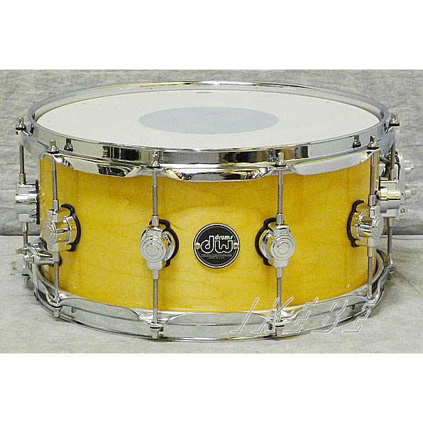 dw DW-DR-PL-6514SS-NA [performance series Snare Drum] 【店頭展示チョイキズ特価品】