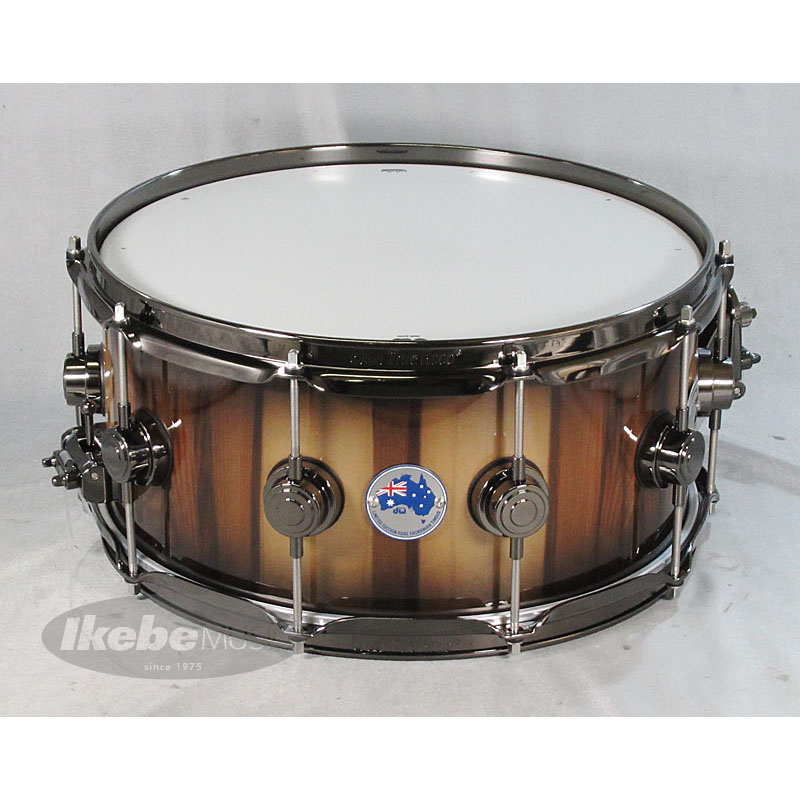 dw The Pure Tasmanian Timber Snare Drum 14