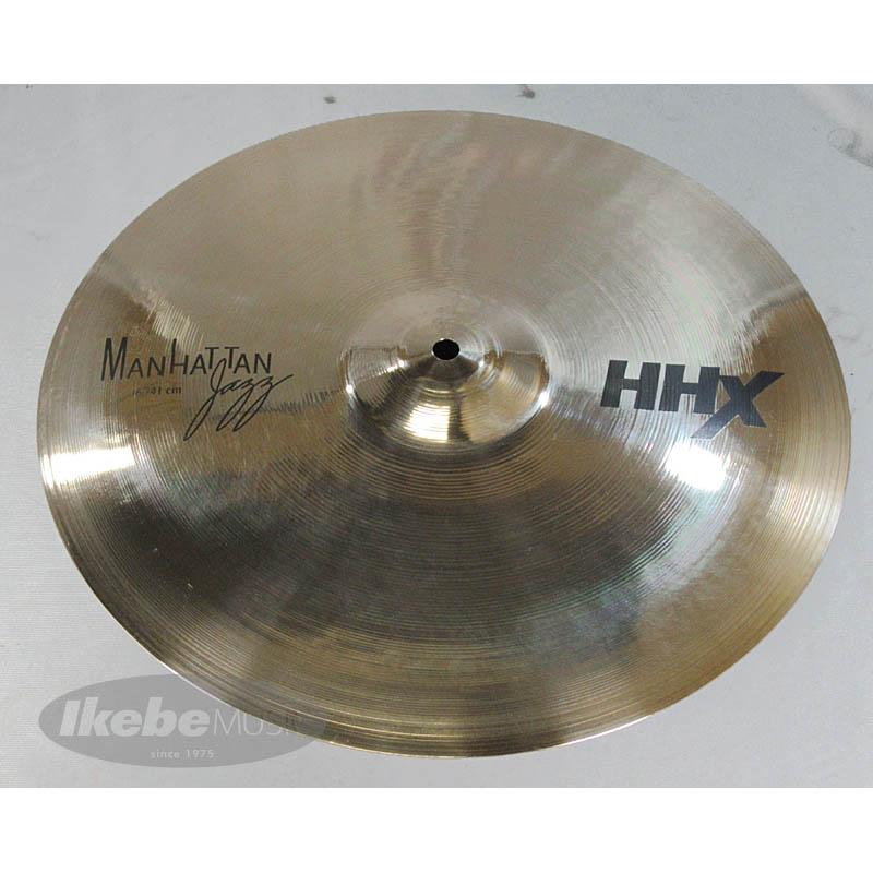 SABIAN HHX-16MAC-B [HHX Manhattan Jazz Crash 16
