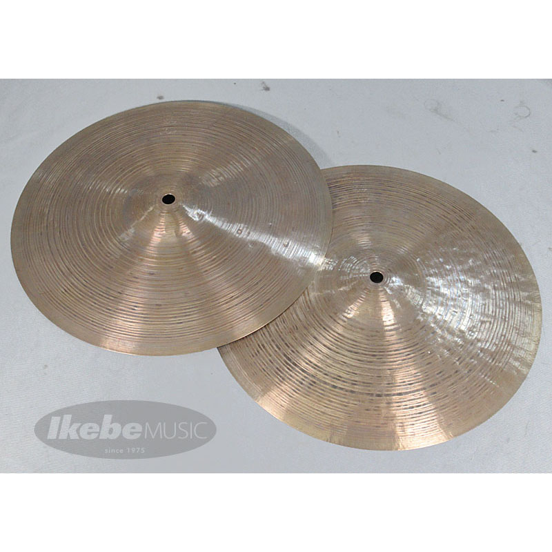 Istanbul Agop 30th Anniversary HiHat 12 pr [Top 464g / Bottom 482g]【トルコツアー2017/現地選定品!】